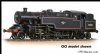 FARISH 372-755 LMS Fairburn Tank 42062 BR Lined Black (Late Crest) * PRE ORDER £ 123.21 *